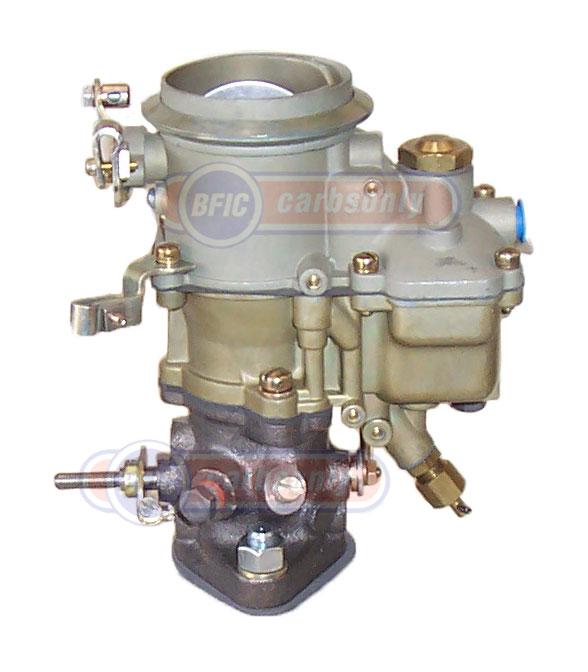 Industrial carburetors